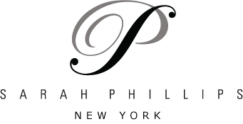 Sarah Phillips Fashion Designer Logo